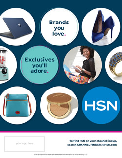 HSN tune in ad